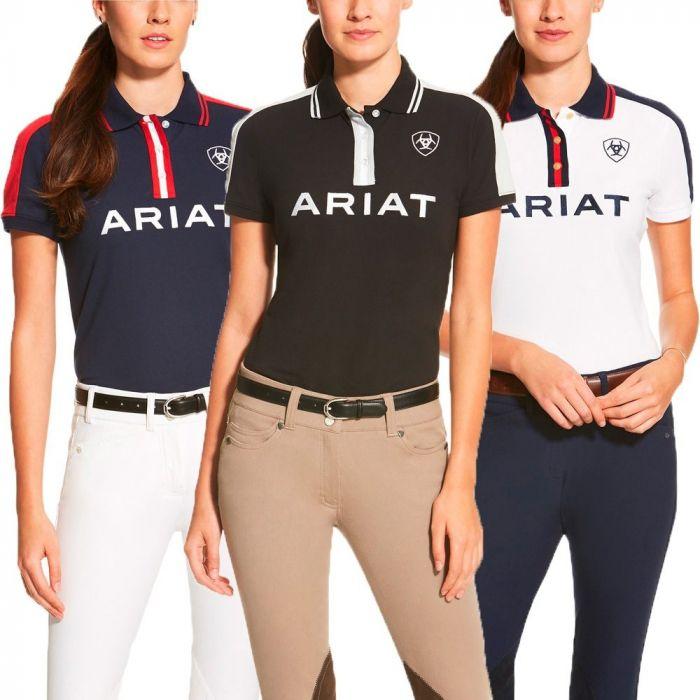 Ariat Team Polo Shirt