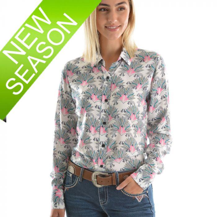 Pure Western Ladies Tilda L/S Shirt