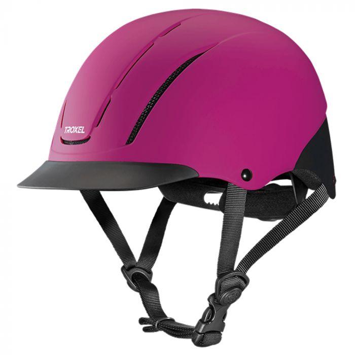 Troxel Spirit Helmet - Raspberry