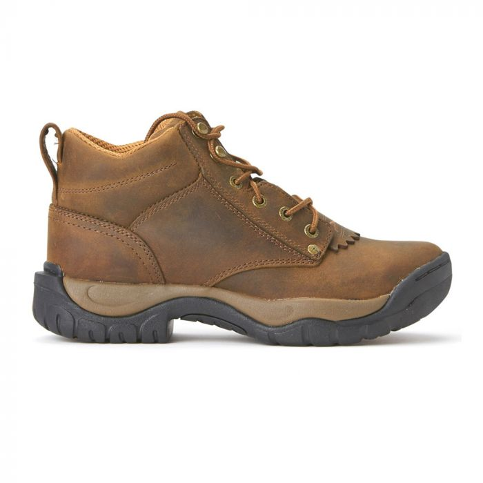 Twisted X Mens All Around Lace Up Boot