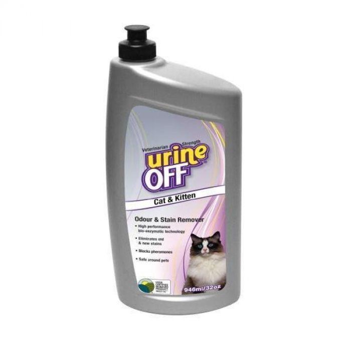 Urine Off Cat and Kitten 946mL