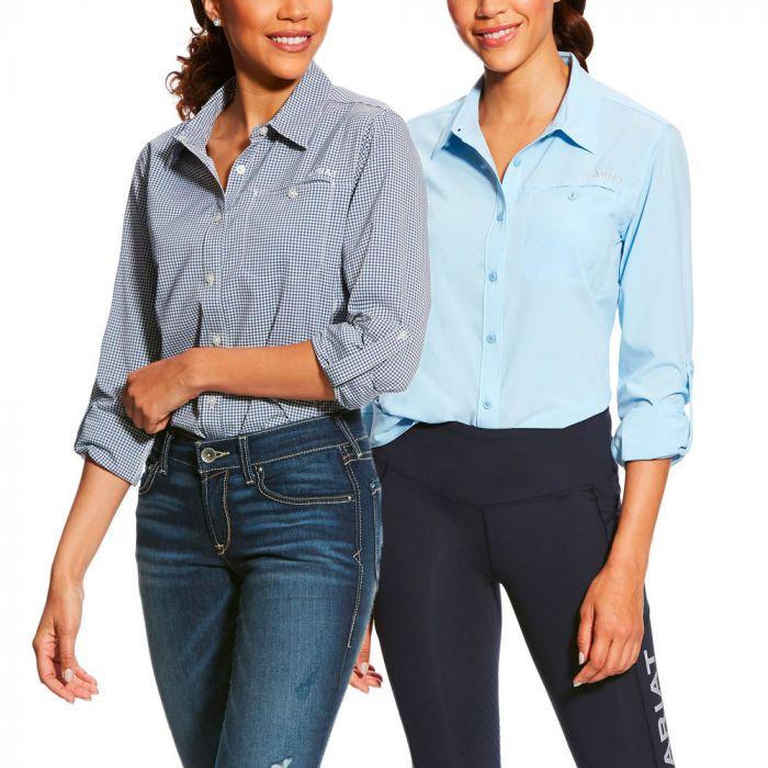 Ariat Ladies Venttek II Shirt