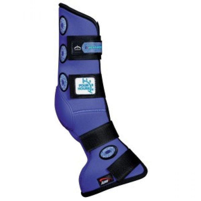 Veredus Intensive 4 Hour Magnetic Stable Boots - Front