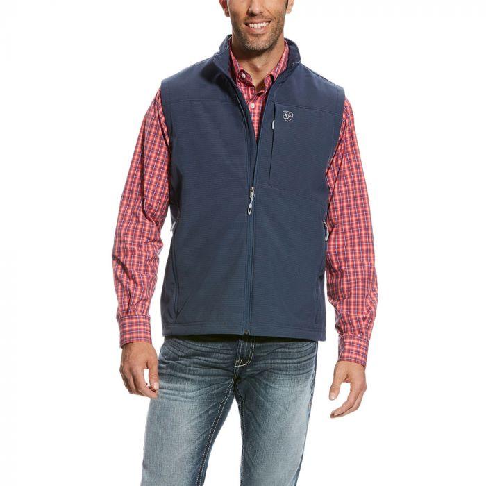 Ariat Mens Vernon 2.0 Softshell Vest