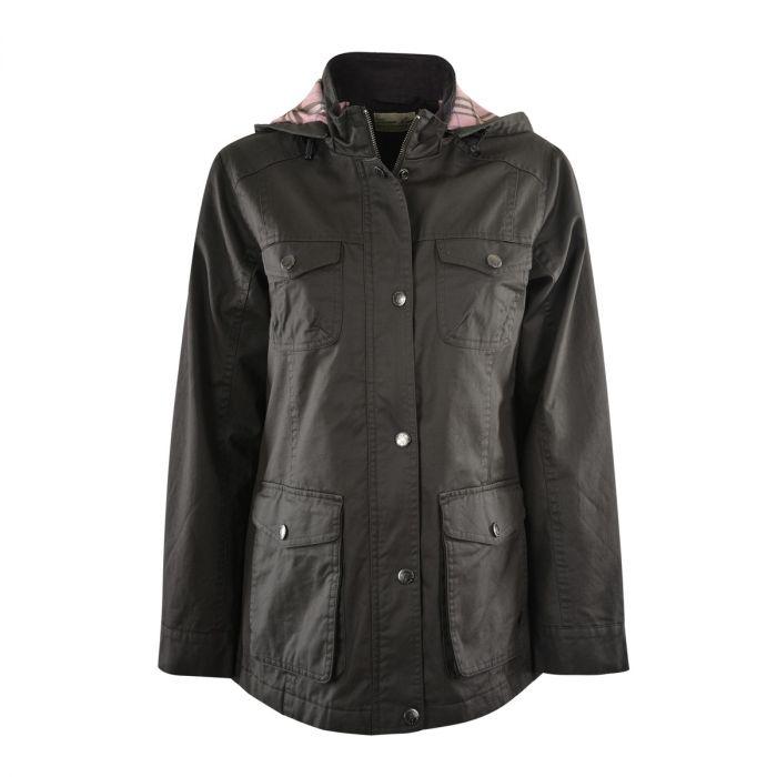 Thomas Cook Ladies Victoria Wax Jacket
