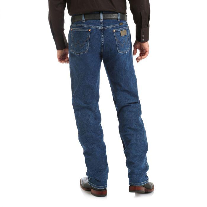 Wrangler Mens Cowboy Cut Orig Fit Active Flex Jean
