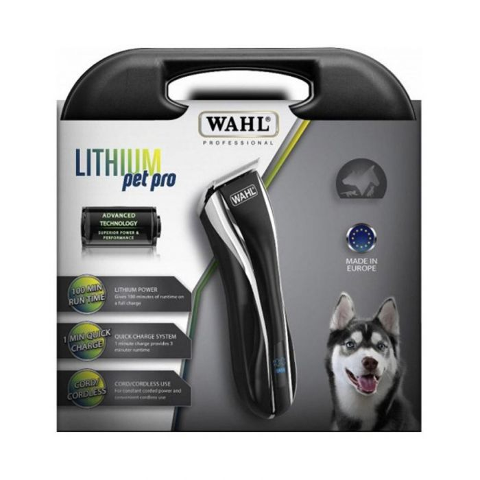 Wahl Lithium Pet Pro Clipper