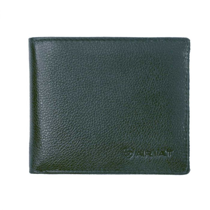 Ariat Men's Bifold  Wallet - Black