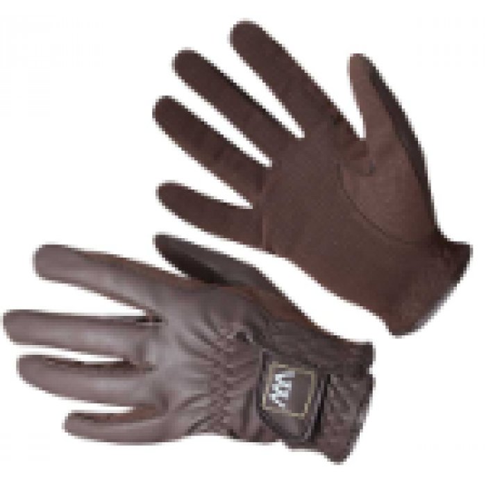 Woof Wear Competition Glove - Chocolate