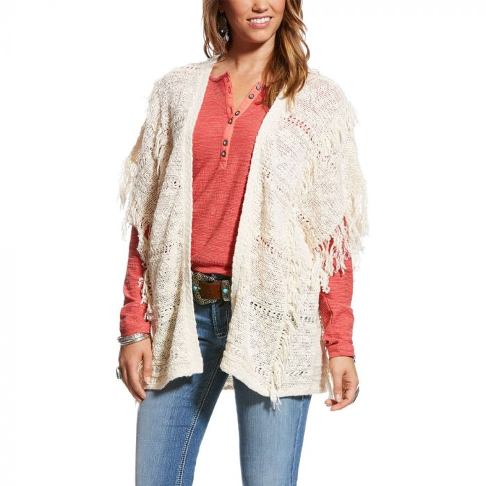 Ariat Womens Wrap it Up - Oatmeal