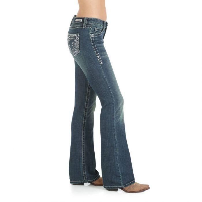 Wrangler Rock 47  Women's Jean