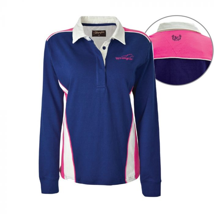 Wrangler Womens Victoria Rugby