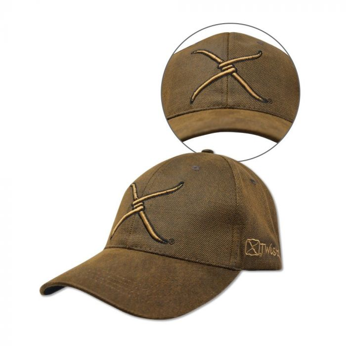 Twisted X Cap - Brown