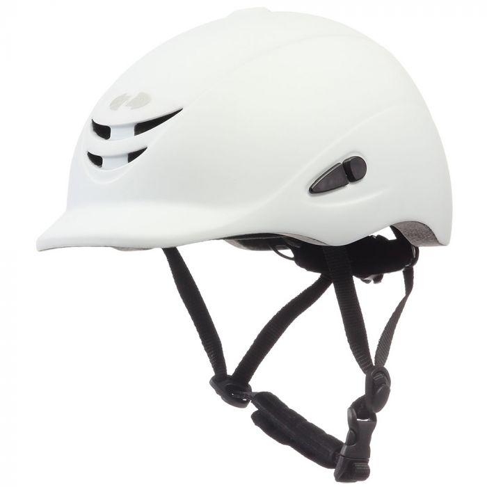 Oscar Junior Helmet - White - 49-56 cm