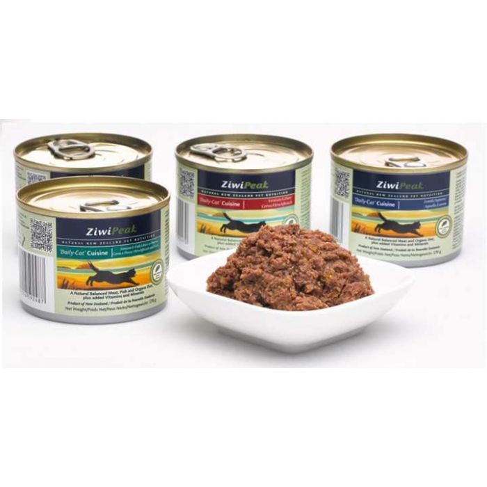 Ziwipeak Canned cat Food